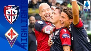 Cagliari 5-2 Fiorentina | ANOTHER Nainggolan Wonder Strike As Cagliari Hit 5! | Serie A