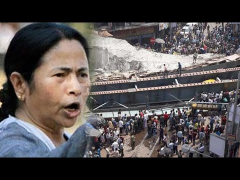 Mamata Banerjee Blames CPM For Flyover Collapse In Kolkata