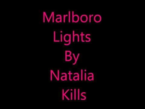 Natalia Kills - Marlboro Lights