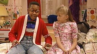 The 'Full House' When Urkel Taught Steph Glasses Positivity