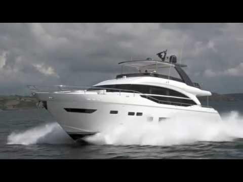 Princess 75 Motor Yacht review | Motor Boat & Yachting