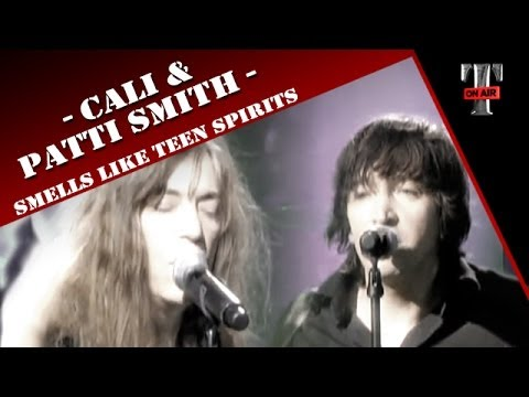 Cali & Patti Smith 