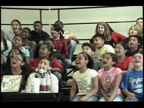 PS22 Chorus DON'T STOP BELIEVIN' Journey