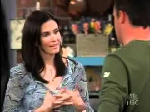 Courteney Cox - Friends Interview