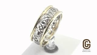 14kt Principle celtic ring