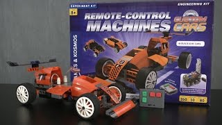 Remote-Control Machines Custom Cars from Thames & Kosmos