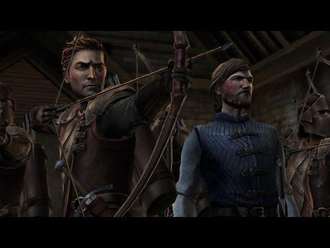 Telltale's Game of Thrones #2 - Episode 4: Rodrik Beats Up Gryff