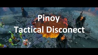 How Pinoy People Play Dota 2  - Funniest Game Ever !