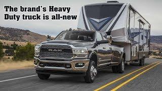 2019 Ram HD Debuts With 1,000 LB FT Of Torque, Tons Of Tech -  heavy duty truck