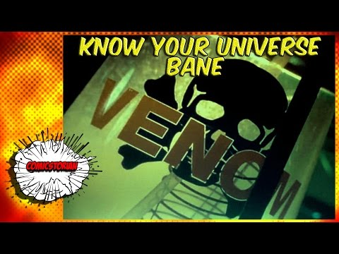 Bane (Gotham / Batman) - Know Your Universe (Ft. Sal!)