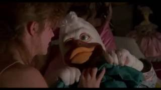 Funny scene from Howard the Duck