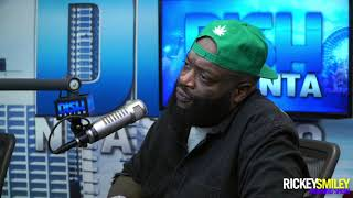 Rick Ross Talks About His Current Relationship With Lil Wayne