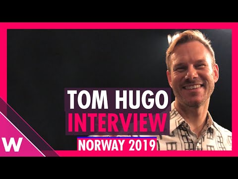 Tom Hugo (KEiiNO) Eurovision 2019 televote winner - MGP 2020 (INTERVIEW)