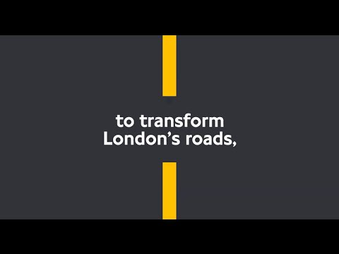 Roads, junctions and pedestrian areas (Every Journey Matters)