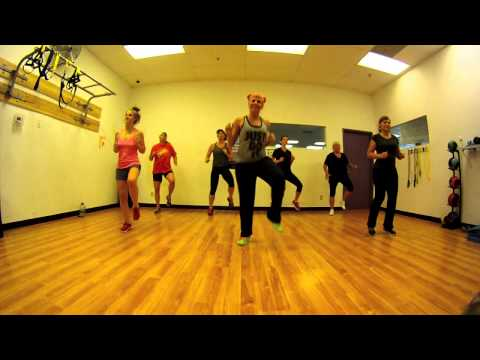 Thrift Shop - Macklemore And Ryan Lewis Zumba With Mallory Hotmess video