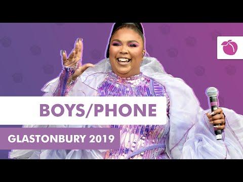 Lizzo - Boys/Phone (Live At Glastonbury 2019)