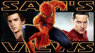 TOBEY MAGUIRE, THE PERFECT SPIDER-MAN (Sam's Views)