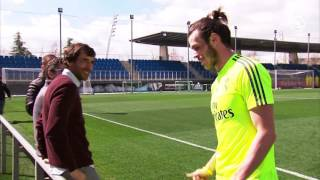 Download Lagu Raúl visits Real Madrid City! Gratis STAFABAND