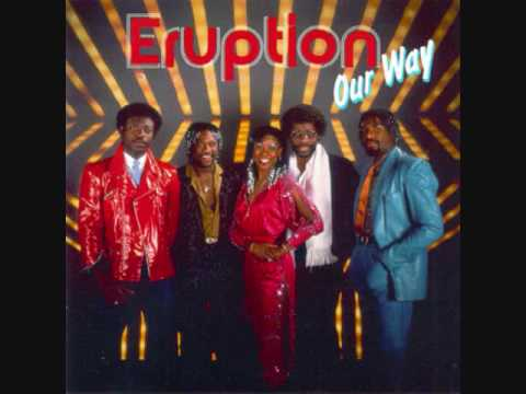 eruption one way ticket!