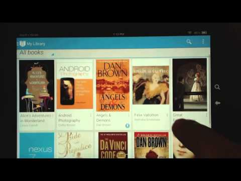 Google Apps on Kindle Fire HDX