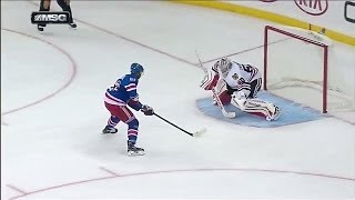 Shootout: Rangers vs Blackhawks