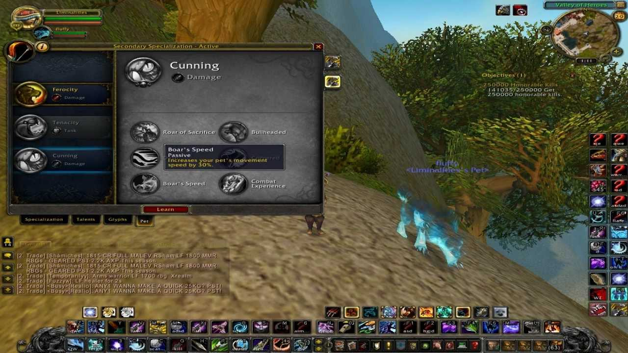 bm hunter guide hd  6 wow mop pets world of warcraft WoW Profession Leveling Guide WoW Jewelcrafting Leveling Guide