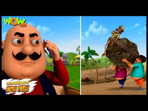Kaidee Chingum - Motu Patlu in Hindi - 3D Animation Cartoon - As on Nickelodeon thumbnail