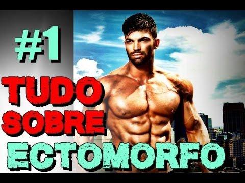 Ectomorfo #1 Dieta E Suplementos