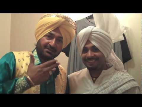 Malkit Singh Shout Out video