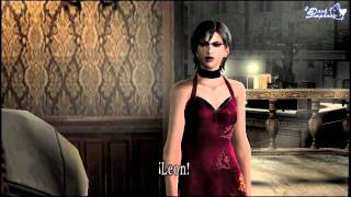 Resident Evil 4 HD - Reencuentro con Ada Wong