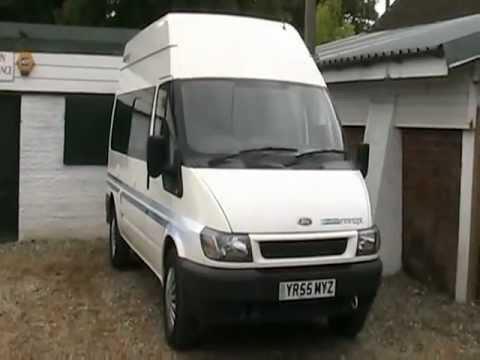 Euro Cruiser Ford Transit Camper Van Motor Caravan Conversion