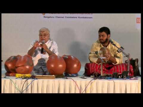 Laya Samarpanam | Ghatam Maestro Vikku Vinayakram | Swaminathan