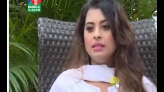 Eid movie interview #BOSSGIR #SHOOTER with Shakib Khan & Bubly (news Banglavision video)