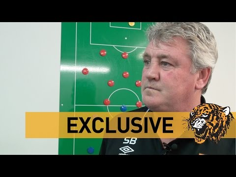 Exclusive Interview | Steve Bruce on Agreeing New Contract