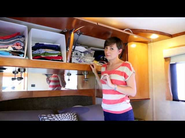 RV Organizing:  Don't Be a Hot Mess