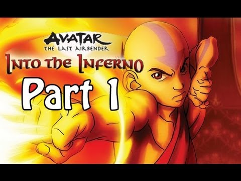 Avatar - The Last Airbender: Into the Inferno (PS2. Wii) Walkthrough PART 1 [Full - 1/11]