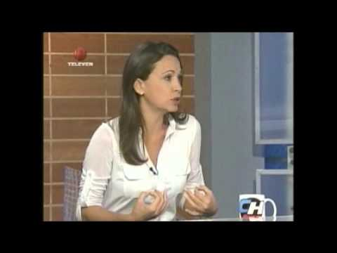 María Corina Machado en Chataing TV Parte 01