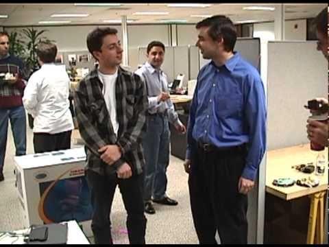 GOOGLE TGIF 1999 video