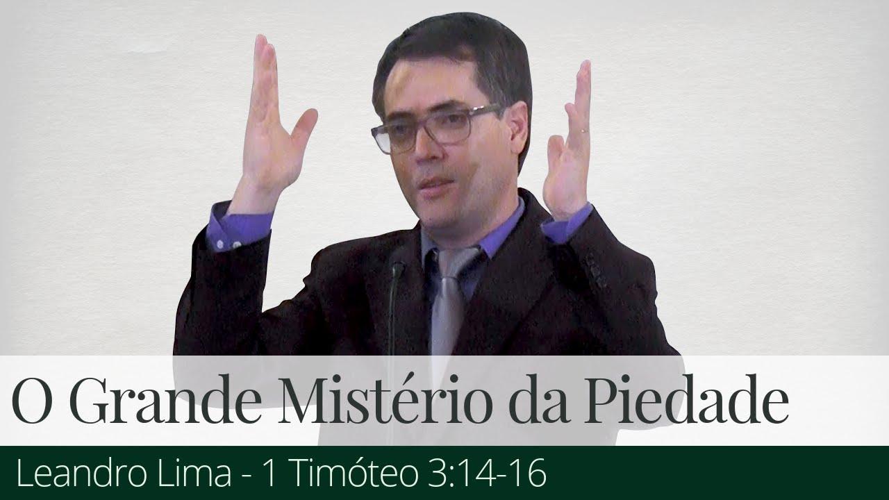 Leandro Lima - O Grande Mistério da Piedade