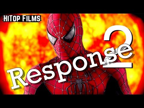 A Response To HiTop Films Sam Raimi's Spider-man 2 || The Perfect Superhero Movie