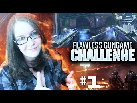 FLAWLESS GUN GAME CHALLENGE w/ OPTIC MIDNITE (INFINITE WARFARE)