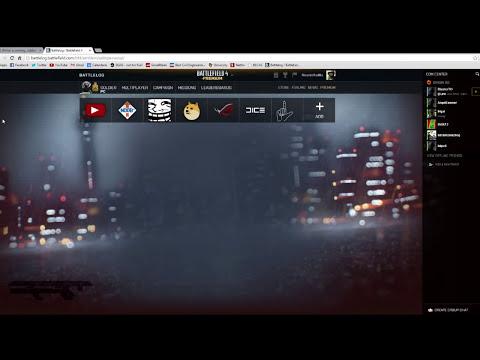 Battlefield 4 - Como copiar emblemas (Sin agregar amigos - 100% Legal)