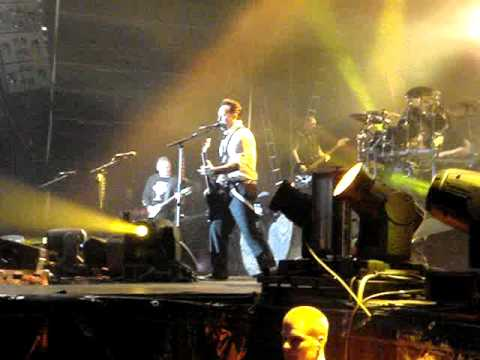 Volbeat - 7 Shots feat Michael Denner : Live in Aalborg Denmark 18-11-2010