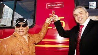 Birthday Special: Ride A Special Yash Chopra Train In Switzerland