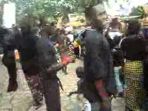 UNHCR ABIDJAN SLOWLY KILLING LIBERIAN RUEFUGEES  IN ABIDJAN PT3