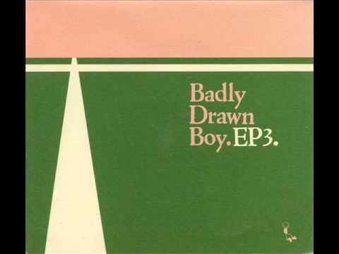 Badly Drawn Boy - Spooky Driver 2