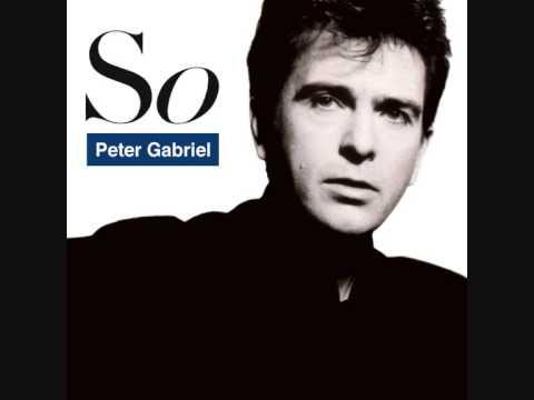 Gabriel, Peter - Red Rain