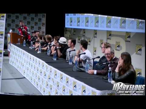 The Avengers Age Of Ultron San Diego Comic-Con 2014 Panel