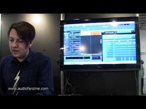 MAGIX SAMPLITUDE 11 video demo [Musikmesse 2011]
