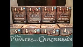 Pirates Of The Caribbean 5 - Pirate Battle Figures